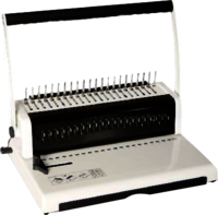 Comb Binding Machine CB 558