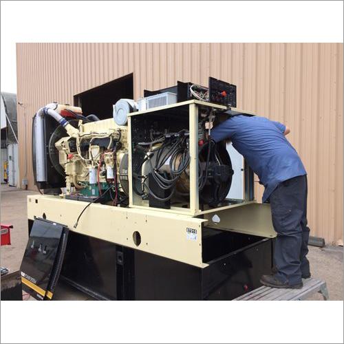 Diesel Generator Overhauling Work