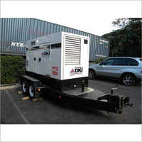 Diesel Generator on Rent