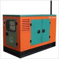 30 kVA Silent Generator