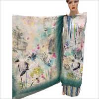 Ladies Print Suit Fabrics