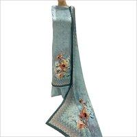 Ladies Benzo Unstitched Print Suit Fabrics