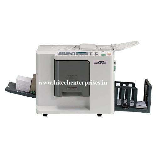 Riso CV3230 Digital Duplicator B4 Size
