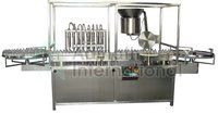 Sterile Powder Filling And Stoppering Machine