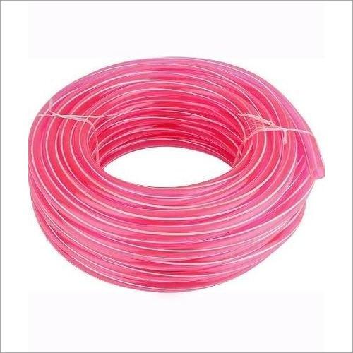 Pink PVC Garden Pipe