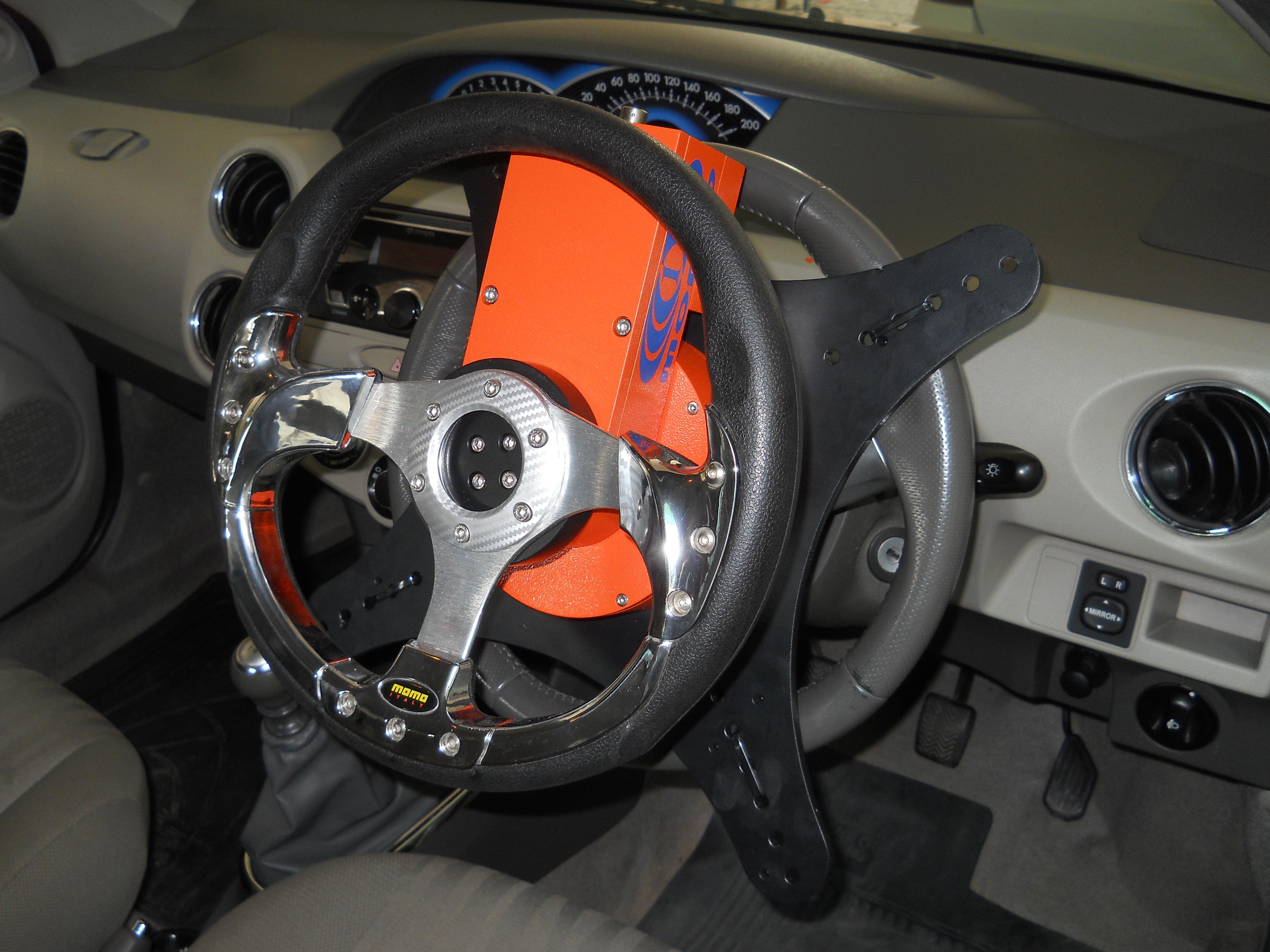 Monad Steering Effort Torque Sensor