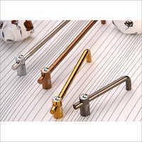 Brass Swarovski Cabinet Handle