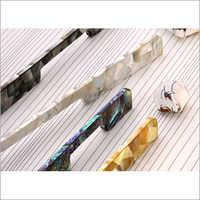 Alluminium Natural MOP Cabinet Handle