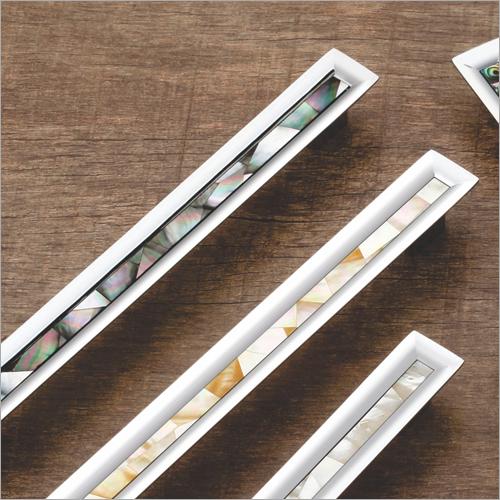 288 mm Zinc Natural MOP Cabinet Handle