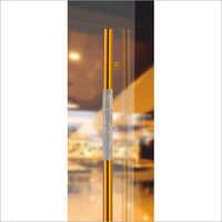 Stainless Steel Swarovski Crystal Pull Handle