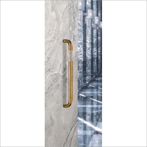 Stainless Steel Swarovski Crystal Door Pull Handle