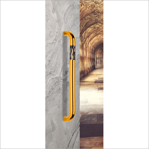 Chrome Finish Stainless Steel MOP Pull Handle