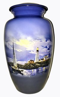 Safe Passage Cremation Urn