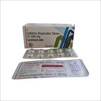 Gloxime 200 Cefixime Dispersible Tablets I.P. 200mg
