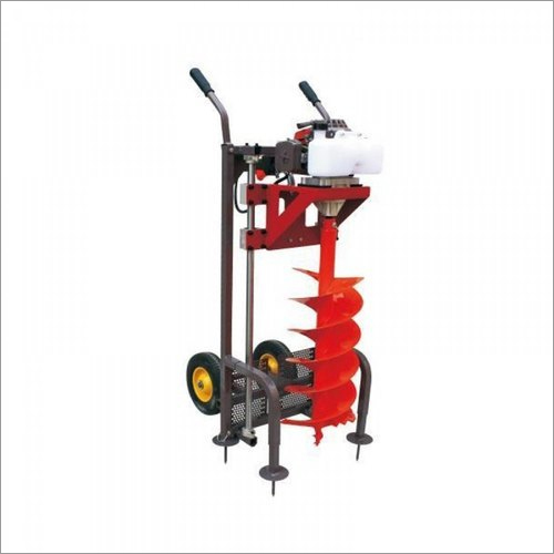 63CC Trolley type earth Auger