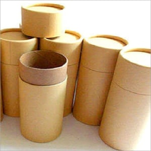 Paper Round Composite Containers