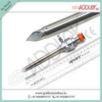 Brand New ADDLER Laparoscopic 10mm TrocarBrand New Addler Laparoscopic 10mm Trocar