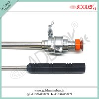 Brand New Addler Laparoscopic 10mm Trocar With 5mm Knot Pusher