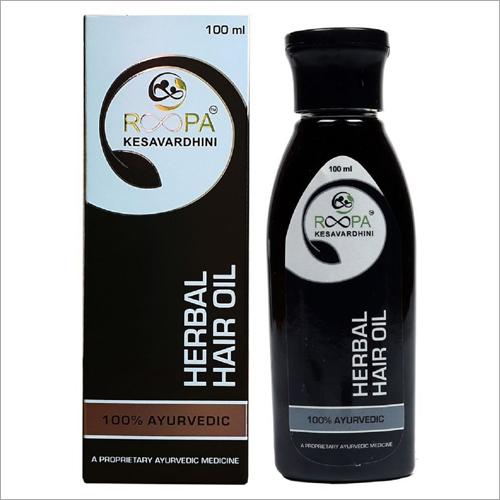 100 ml Roopa Kesavardhini Herbal Hair Oil