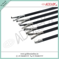 Brand New Addler Laparoscopic Grasper Set Of 6 With Handle