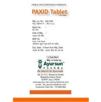 Ayurvedic Ayursun Medicine For Gastritis Duodenal - Paxid Tablet