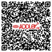 Brand New Addler Laparoscopic Grasper Set Of 3 With Monopolar Hook