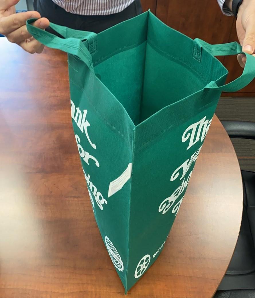 Flexo Printed Non Woven Bag