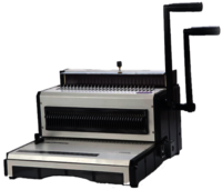 2-in-1 Binding Machines (Comb / Wiro) WR -2960