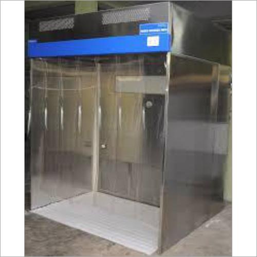 Powder Sampling and Dispensing Booth