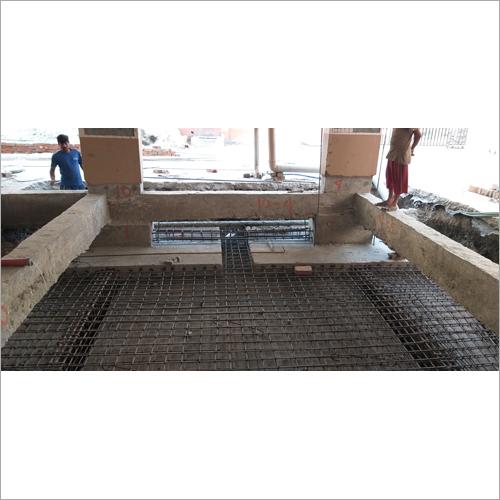 TMT Bar In Foundation Strengthening Work Services