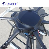 Npa-630 Power Line Drone Flying 60minutes With Hd Camera
