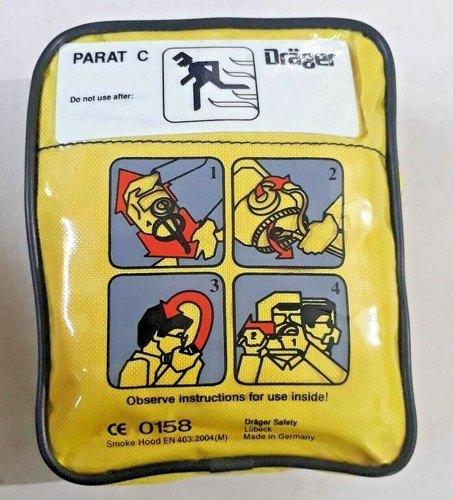 DRAGER PARAT C FIRE/SMOKE HOOD