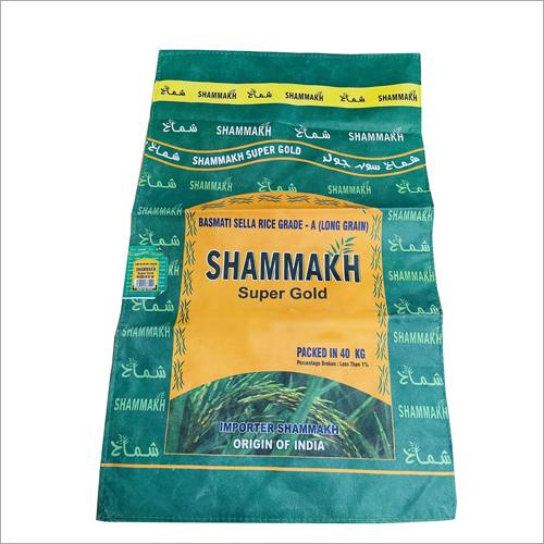 40 kg Non Woven Rice Bag