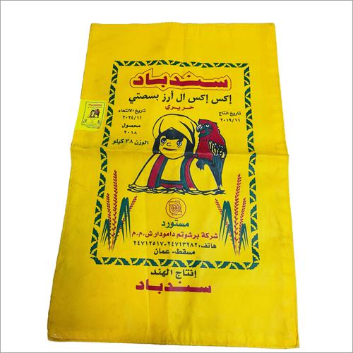 38 Kg Non Woven Rice Bag