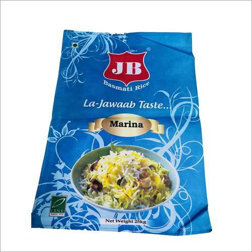 25 Kg Non Woven Rice Bag