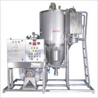 Skid Mounted Spray Dryer