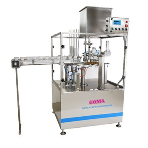 Cup Filling And Sealing Machine