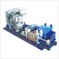 Gas Engine Driven Water Injector Pump