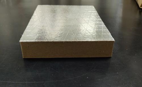 Underdeck Insulation Phenolic Foam