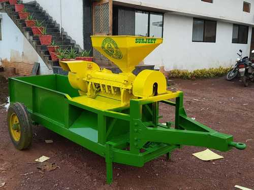 Mini Rice Mill (Trolly Type)