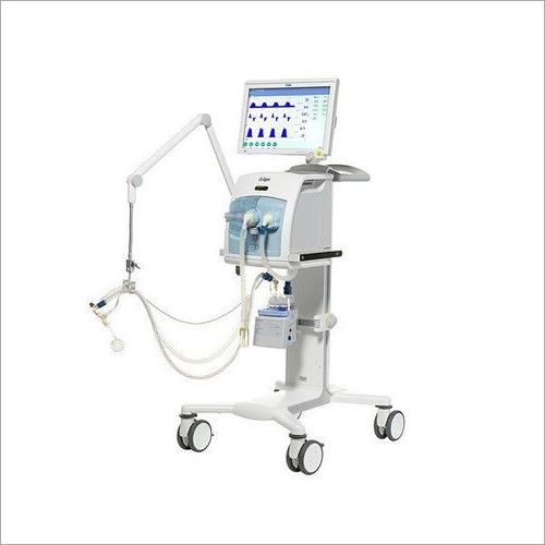Drager Babylog 8000 Plus Neonatal Ventilator Machine