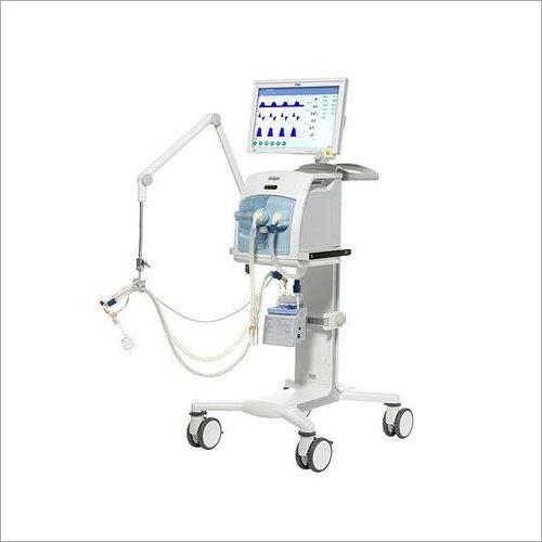 Drager Babylog 8000 Plus Neonatal Ventilator