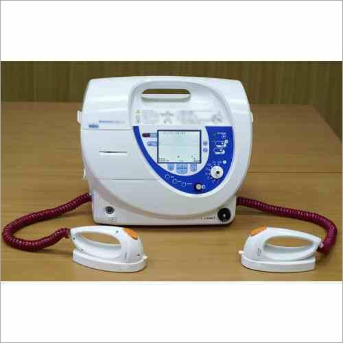 Biphasic Defibrillator Machine