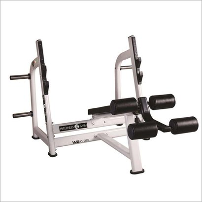 Decline Bench (Luxury) Application: Tone Up Muscle
