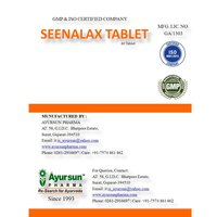 Ayurvedic Ayursun Seenalax Tablet For Constipation