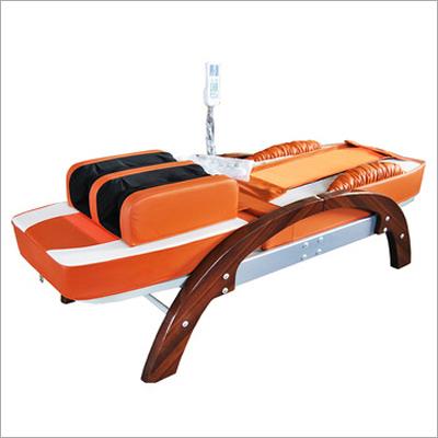 Squeezing Jade Stone Massage Reflexology Bed