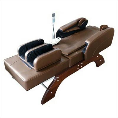 5D Robotic Air Squeezing Massage Bed