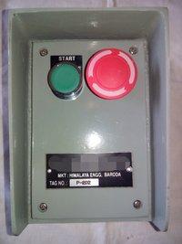 Weatherproof Push Button Station
