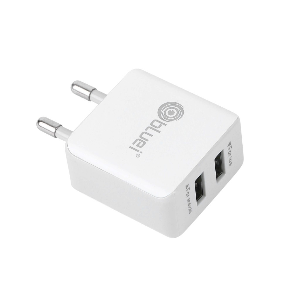 Bluei Wc-02 2.1a, Dual Usb Mobile Charger