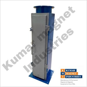 Inline Plate Magnet With Box